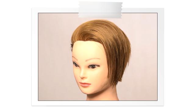 آموزش کوتاهی مو مدل خامه ای