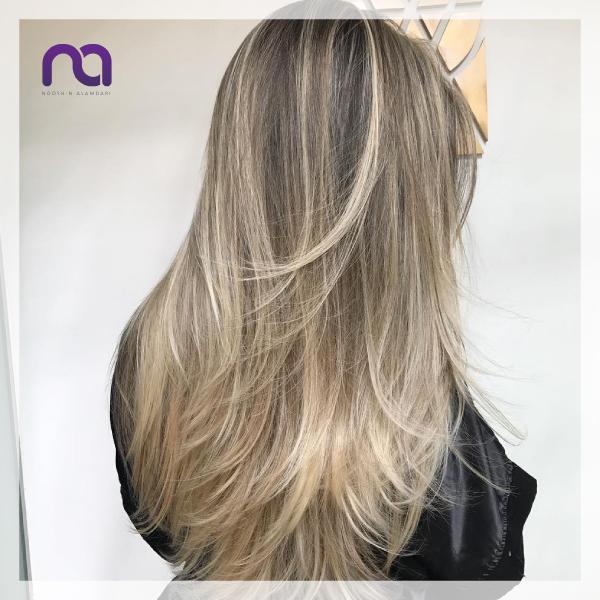 هایلایت مو جدید