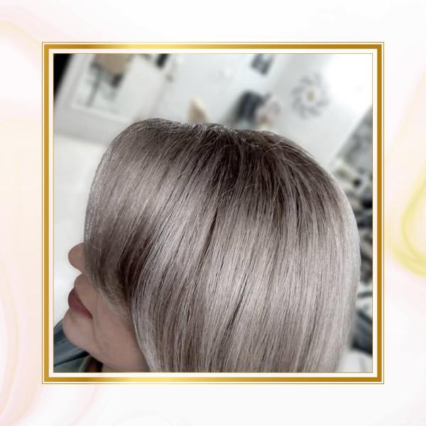 بلیاژ موی کوتاه جدید