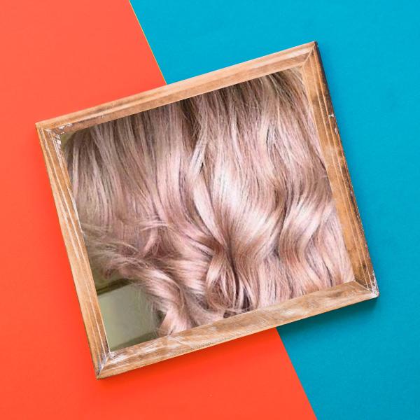 رنگ موی کالباسی
