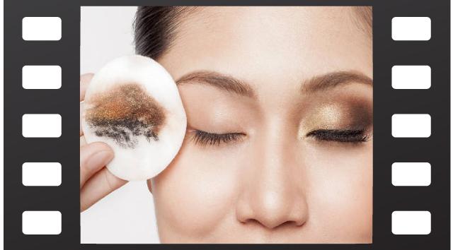 محلول پاک کننده آرایش