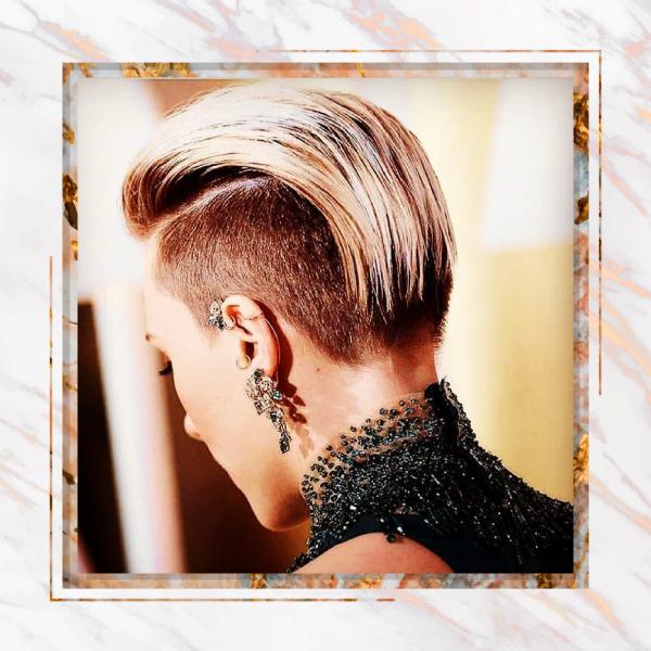 مدل موی فشن