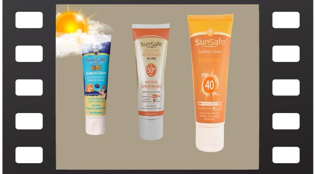 کرم ضد آفتاب سان سیف با پوشانندگی بالا