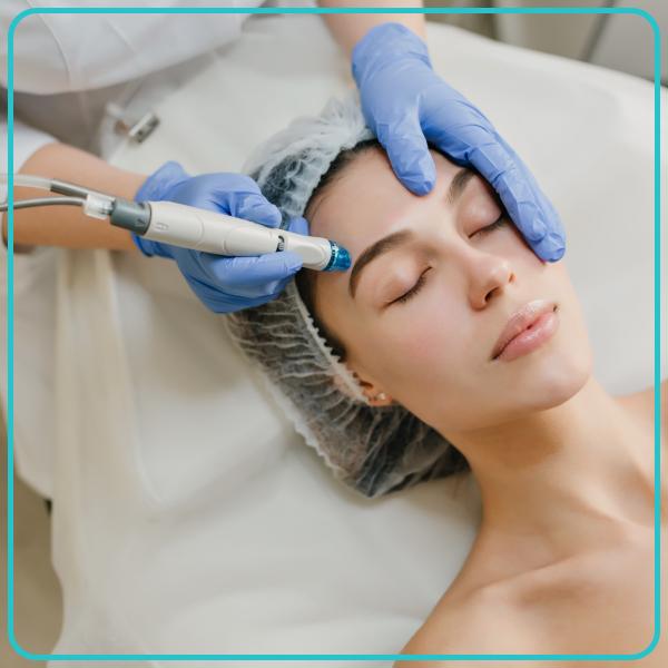مرکز تخصصی لایه برداری پوست