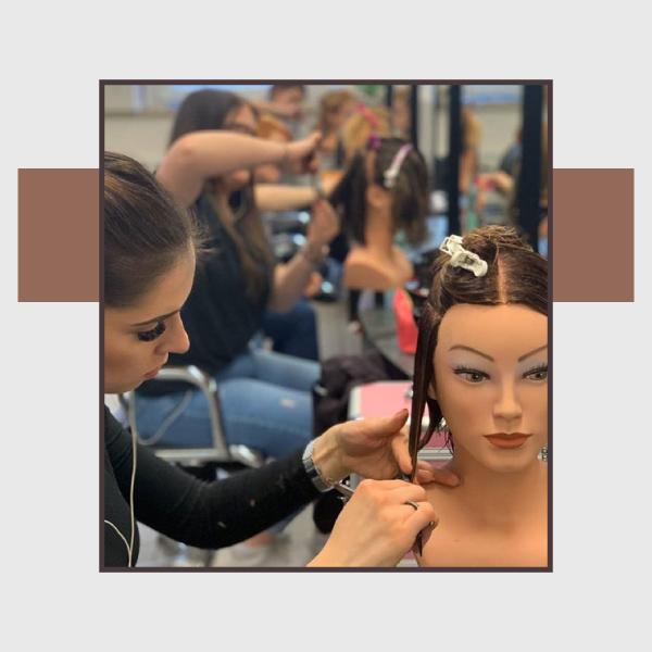 کلاس-آموزش-آرایشگری